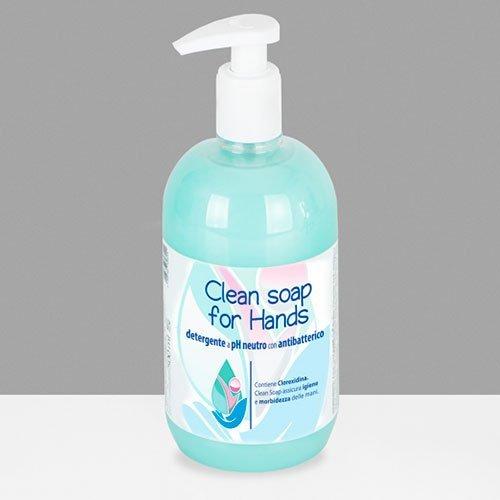 clean soap for hands Allegrini Neirotti