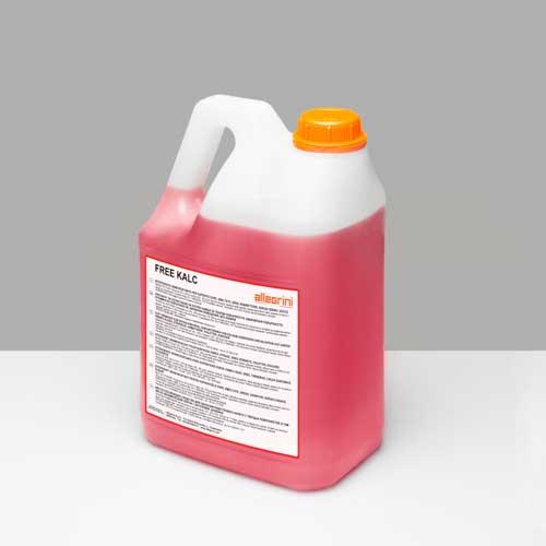 free kalc allegrini detergenti acidi