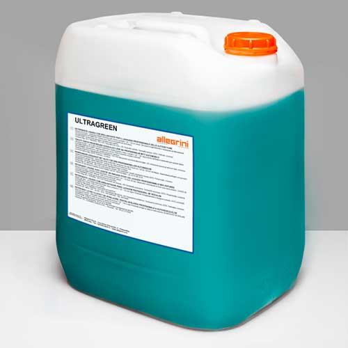 ultragreen allegrini detergente autolavaggio